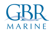 GBR Marine Services logo, 50hz frequency converter, shore power adapter, load bank rental, yacht battery, Atlas Marine Systems