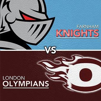 Farnham vs Olympians