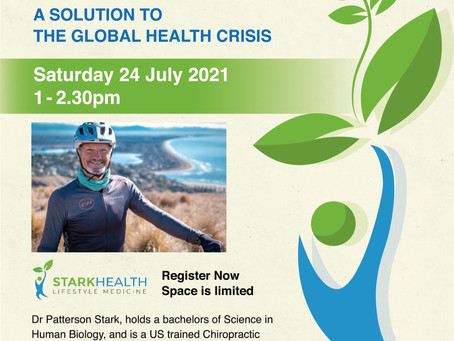 Live on Stage in Christchurch, July 24th 1:00-2:30PM