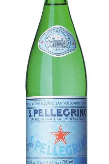 Pellegrino 1 ltr fles