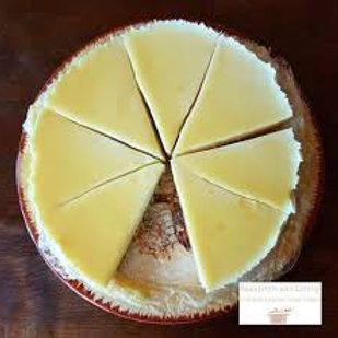 Citroenbavarois taart