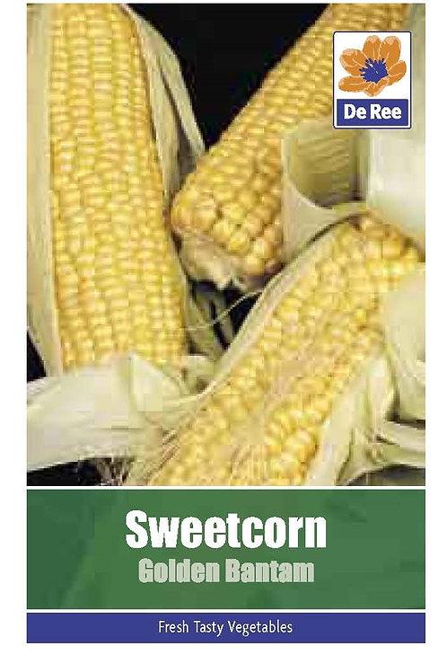 Sweetcorn Golden Bantam (De Ree Seeds)