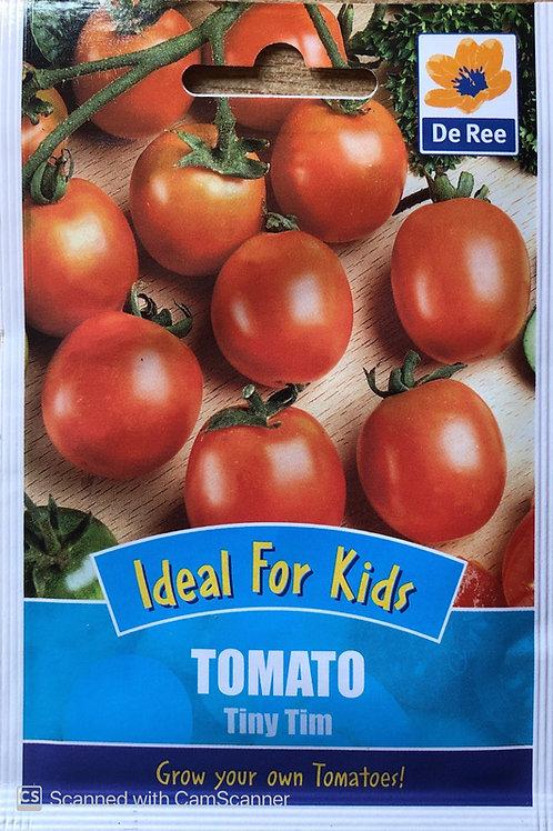 Tomato Tiny Tim (De Ree Seeds)