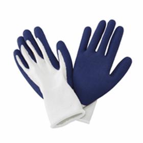 Natural Bamboo Gloves Navy - Men's Medium