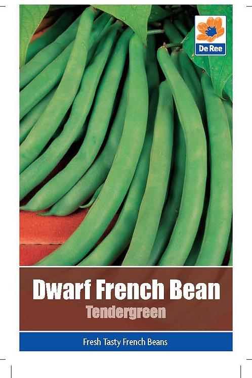 Dwarf French Bean Tendergreen (De Ree Seeds)