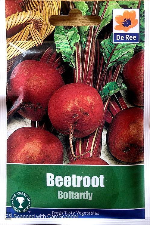Beetroot Boltardy (De Ree Seeds)