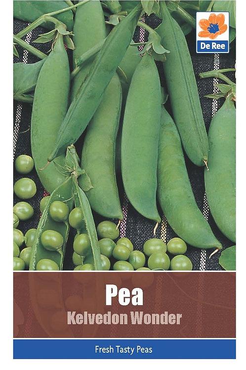 Pea Kelvedon Wonder (De Ree Seeds)