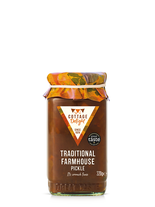 Cottage Delight Traditional Farmhouse Pickle 320g