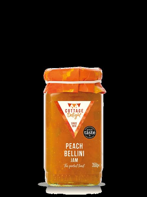 Cottage Delight Peach Bellini Jam 350g