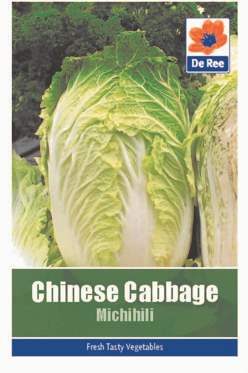 Chinese Cabbage Michihili (De Ree Seeds)