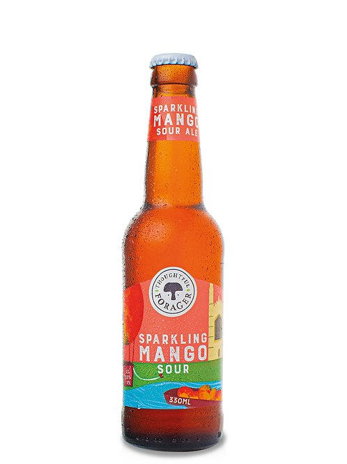 Thoughtful Forager Sparkling Mango Sour 330ml