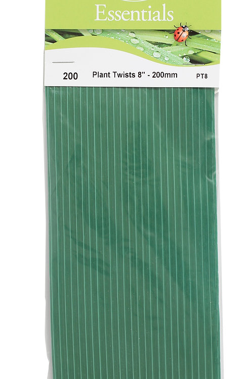 "Plant Twists 8"" (200mm)"