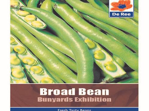 Broad Bean Bunyards Exhibition (De Ree Seeds)