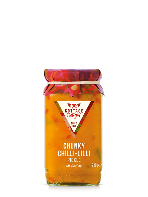 Cottage Delight Chunky Chilli-lilli Pickle 280g