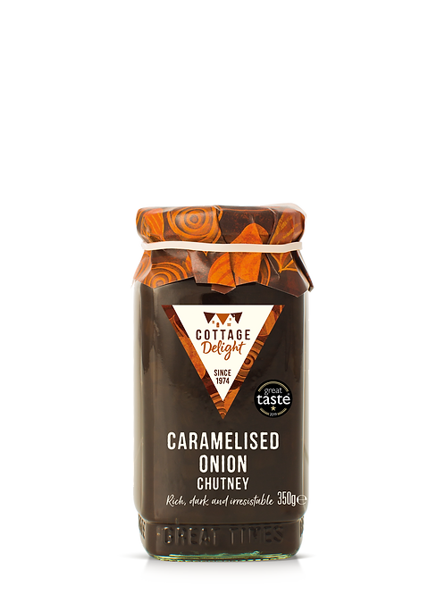 Cottage Delight Caramelised Onion Chutney 350g
