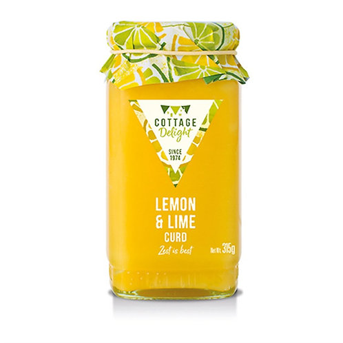 Cottage Delight Lemon & Lime Curd 315g