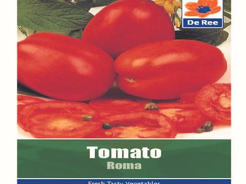 Tomato Roma (De Ree Seeds)