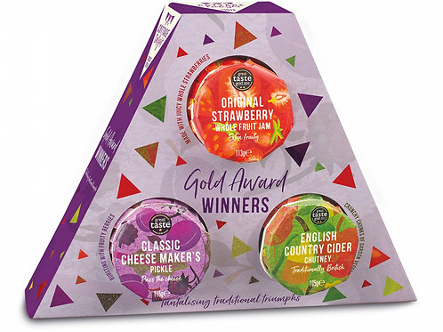 Cottage Delight Gold Award Winners Gift Set