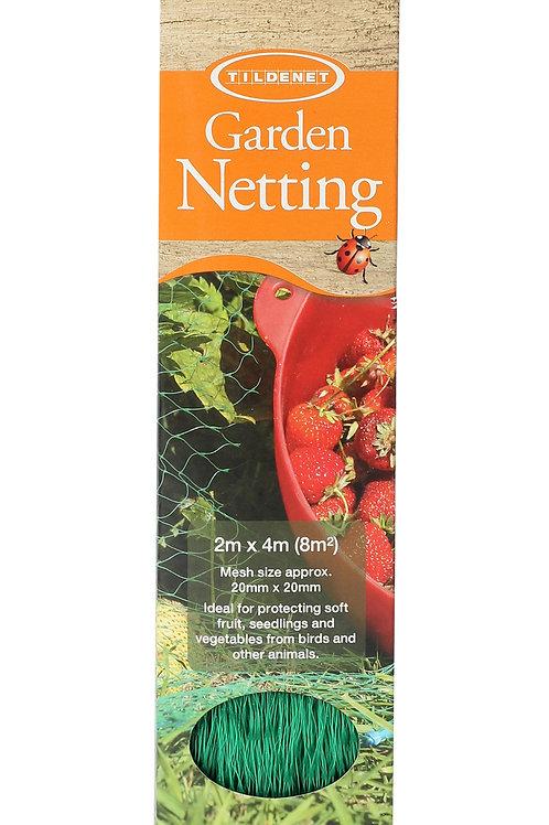 Garden Netting 2m x 4m Boxed (Tildenet)