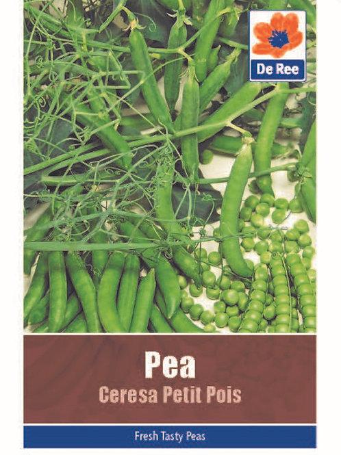 Pea Ceresa Petit Pois (De Ree Seeds)
