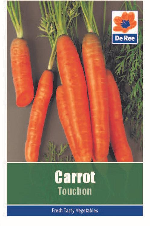 Carrot Touchon (De Ree Seeds)