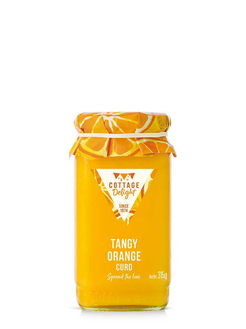 Cottage Delight Tangy Orange Curd 315g