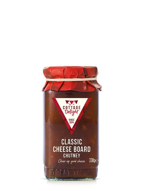 Cottage Delight Classic Cheese Board Chutney 330g