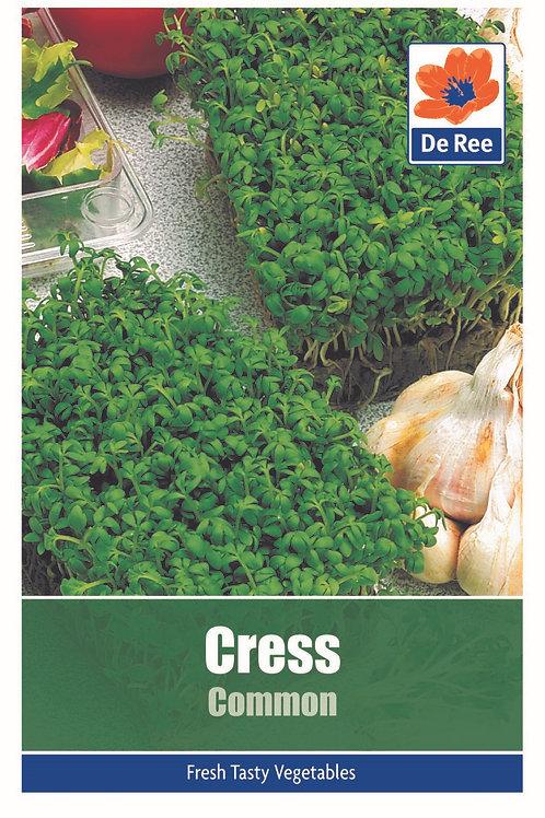 Cress Common (De Ree Seeds)