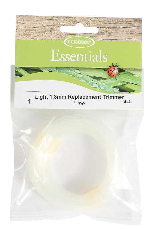 Trimmer Line Light 1.3mm Replacement