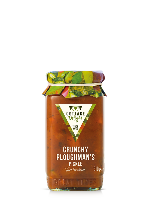 Cottage Delight Crunchy Ploughman's Pickle 310g