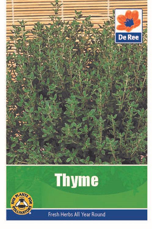 De Ree Thyme Seeds