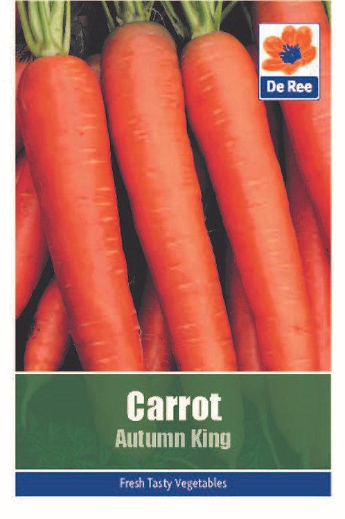 Carrot Autumn King (De Ree Seeds)