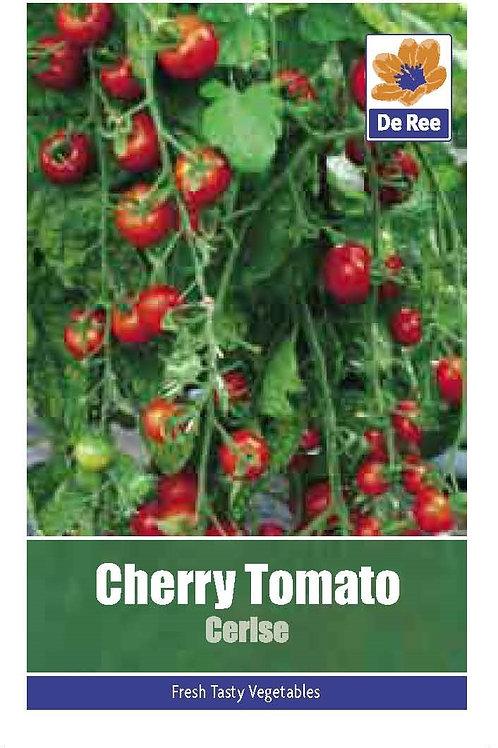 Cherry Tomato Cerise (De Ree Seeds)