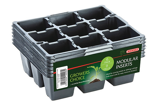 Modular Inserts 6 x 9 (Pack of 6) (Growers Choice)