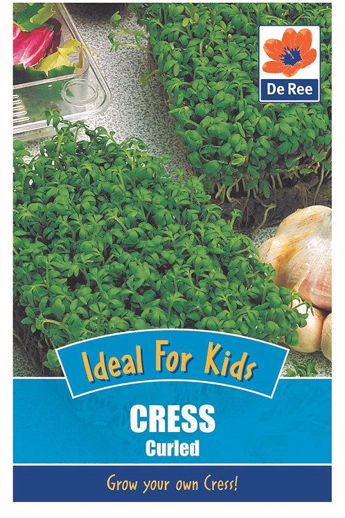 Cress Curled (De Ree Seeds)