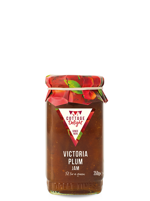 Cottage Delight Victoria Plum Jam 350g