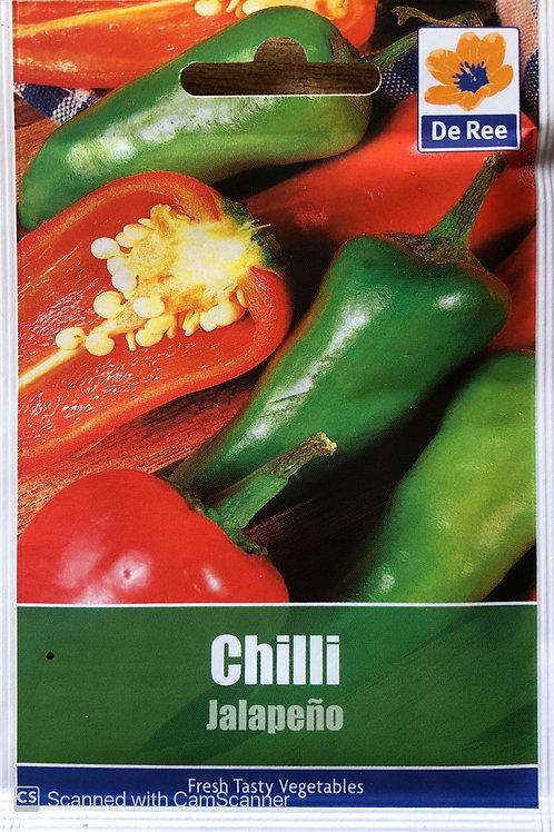 Chilli Jalapeno (De Ree Seeds)