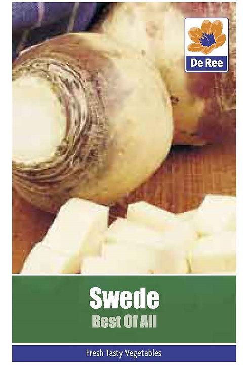 Swede Best Of All (De Ree Seeds)
