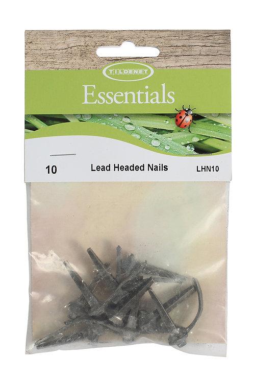 Lead Headed Nails