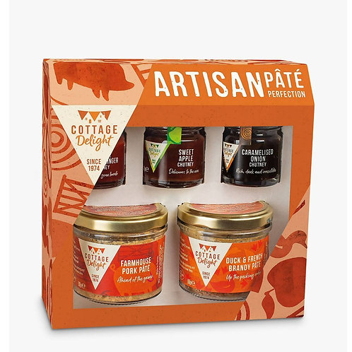 Cottage Delight Artisan Pate Perfection Gift Set