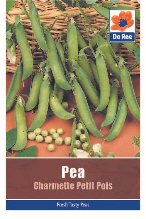 Pea Charmette Petit Pois (De Ree Seeds)