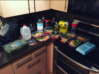 Why you should Meal Prep!