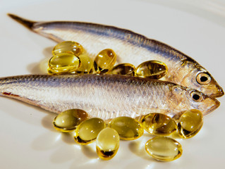 Benefits of Fish Oil!