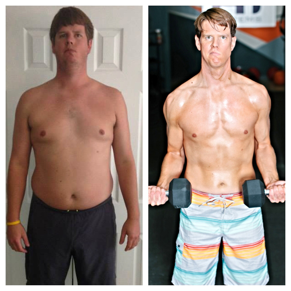 personal training in austin, tx transformation