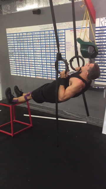 personal training in austin tx inverted row raw popwer gym