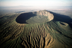 Mount Longonot Crater
