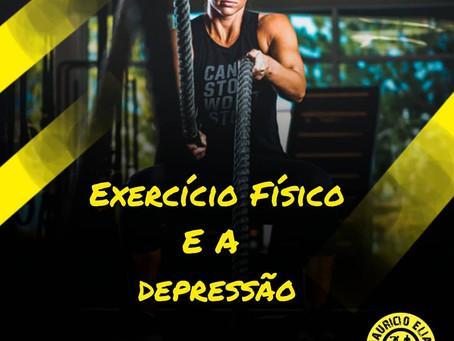EXERCÍCIOS É REMÉDIO PRA DEPRESSÃO