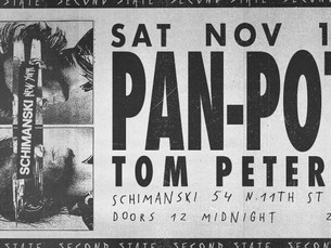 Back at Schimanski with Pan-Pot