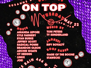 "Another Season of Susanne Bartsch ""ON TOP"""