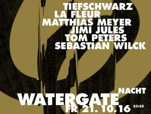super excited to be back at Watergate